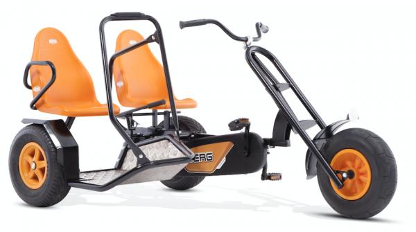 BERG Gokart Duo Chopper BFR Tricycle