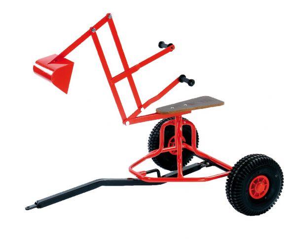 DINO Minibagger-Aufbau für Basiswagen