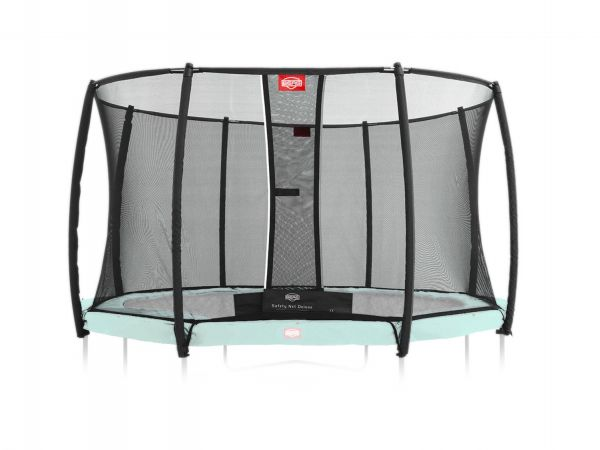 BERG Trampolin Sicherheitsnetz Deluxe Ø380 cm / passend für InGround + Regular