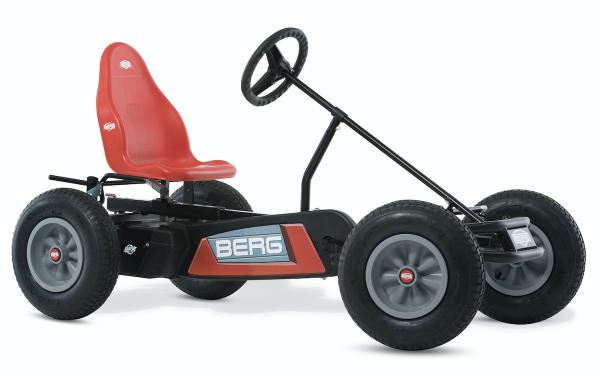 BERG Gokart Basic Red XL BFR (Archiv für Ersatzteile)