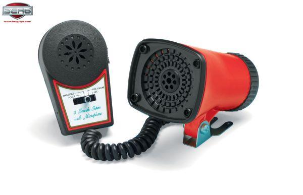 BERG Toys Sirene für Gokart