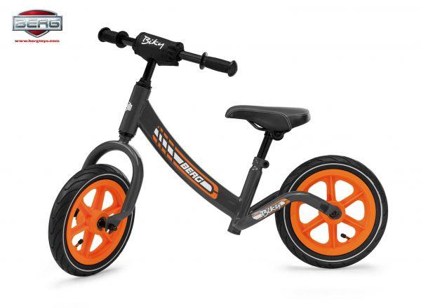 BERG Laufrad Biky schwarz/orange