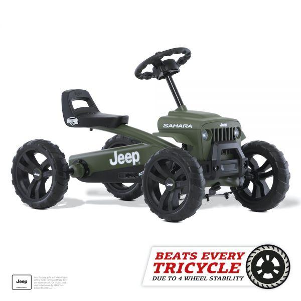 BERG Gokart Buzzy Jeep® Sahara