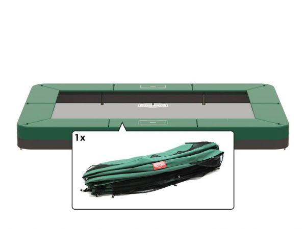 BERG Ersatzteil Schutzrand ULTIM InGround Champion Green 330 x 220 cm Außenrand