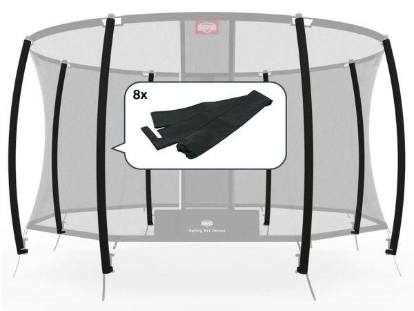 BERG Toys Ersatzteil Schutzhüllen-Set ( 8X ) für Schaumstoffpolster ( 8X ) - Sicherheitsnetz Deluxe