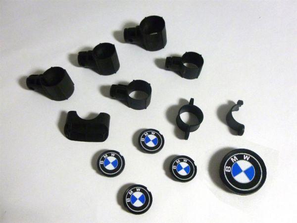 BERG Ersatzteil Buddy Kunststoffteile-Set BMW