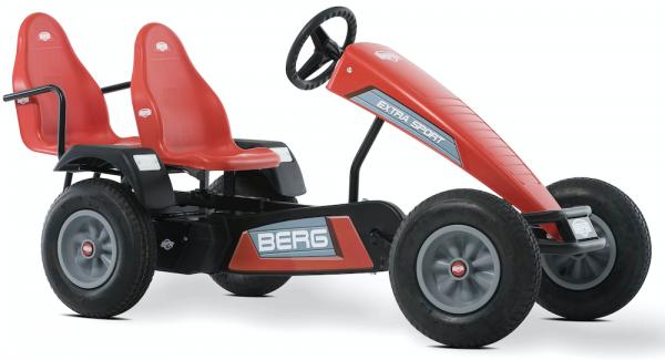 BERG Gokart Extra Sport Red XL BFR-3 inkl. Soziussitz Red