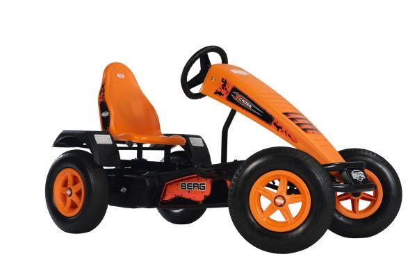 BERG Gokart X-Cross orange E-BFR