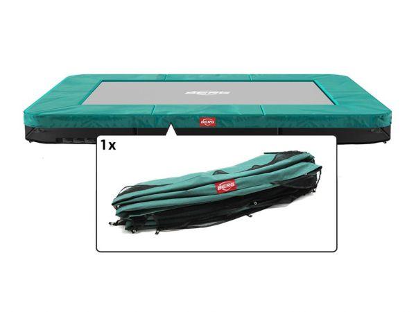 BERG Ersatzteil Schutzrand ULTIM InGround Favorit Green 280 x 190 cm Außenrand