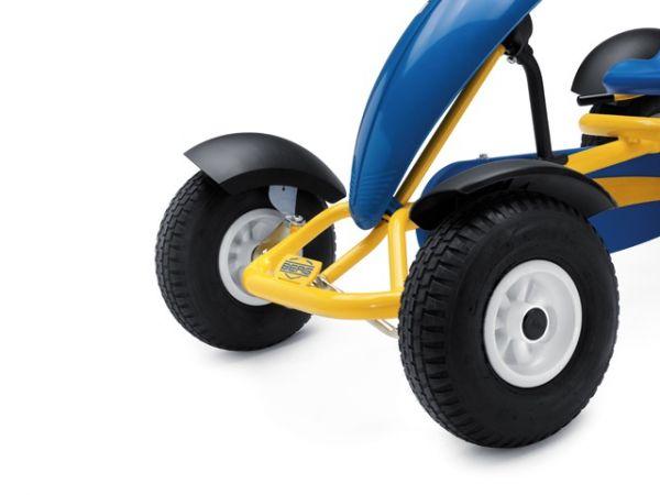BERG Toys Kotflügelsatz für Roxy, Gold und Cyclo