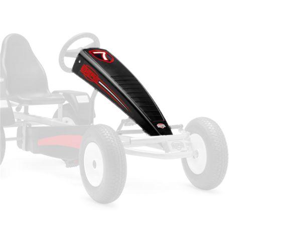 BERG Toys Frontspoiler schwarz (rote Sticker)