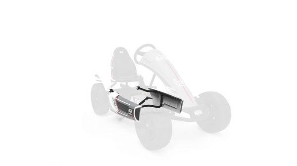 BERG Gokart Seitenschürzen-Set Race GTS grau