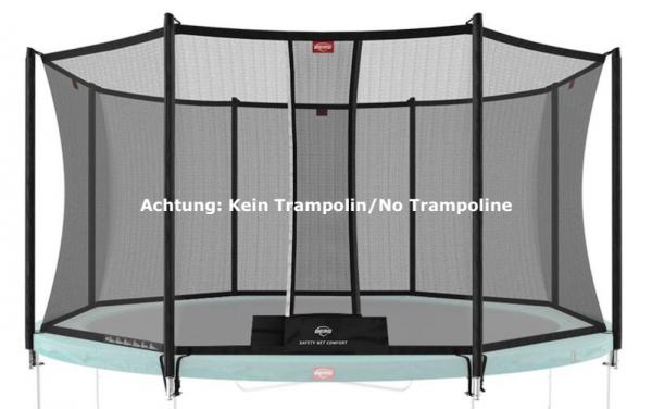 BERG Sicherheitsnetz Comfort Ø380 cm / für InGround + Regular (kein Trampolin)