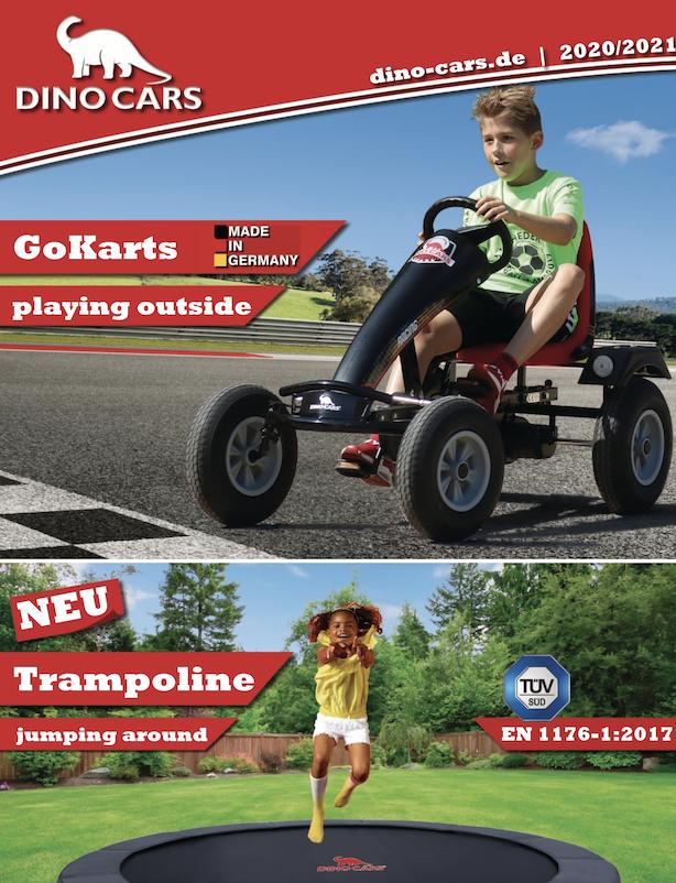 DINO-CARS-Katalog