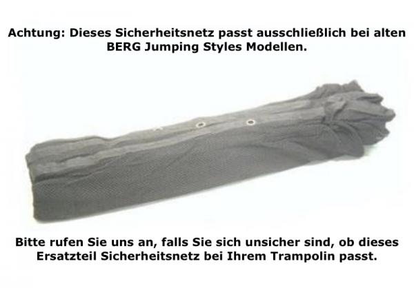 BERG Ersatzteil Sicherheitsnetz Jumping Style Ø270 cm Netz einzeln