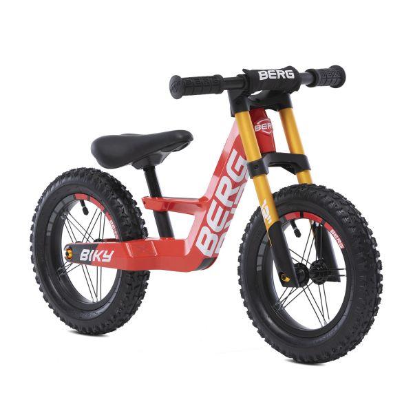 BERG Laufrad Biky Cross Red