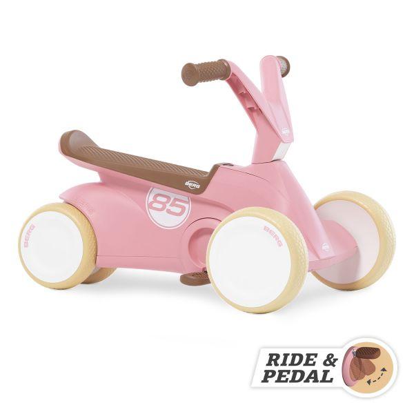 BERG Gokart GO² Retro Pink