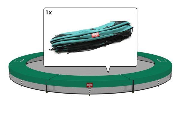 BERG Toys Ersatzteil InGround Schutzrand Champion Green Ø430 cm