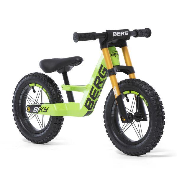 BERG Laufrad Biky Cross Green