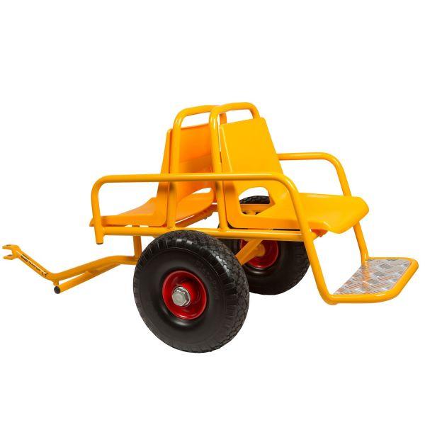 RABO® MOON-CAR® Doppelsitzer Anhänger