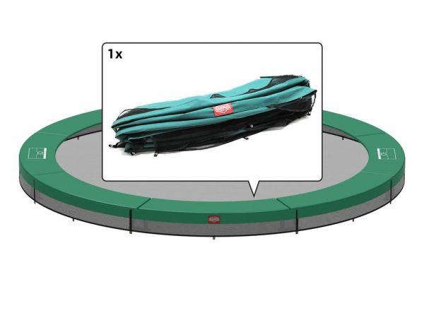 BERG Toys Ersatzteil InGround Schutzrand Favorit Green Ø380 cm