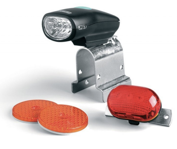 BERG Gokart Beleuchtungsset (LED+Batterie) für große Gokarts