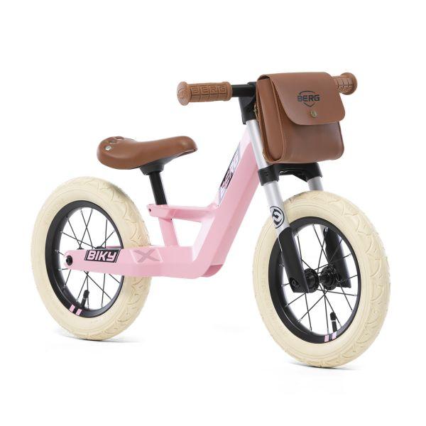 BERG Laufrad Biky Retro Pink