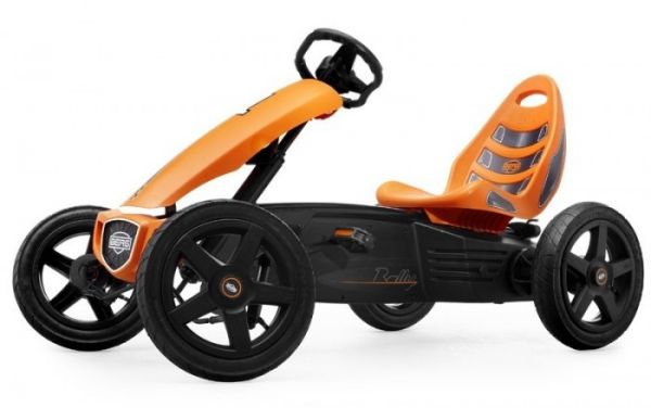 BERG Gokart Rally Orange BFR