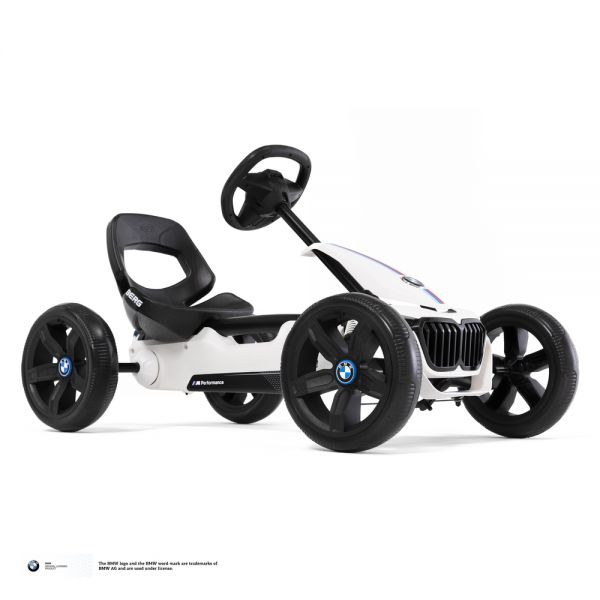 BERG Gokart Reppy BMW inkl. Soundbox