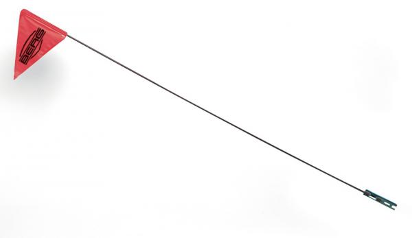BERG Gokart Sicherheitsfahne für große Gokarts mit XL oder XXL Rahmen