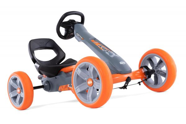 BERG Gokart Reppy Racer inkl. Soundbox