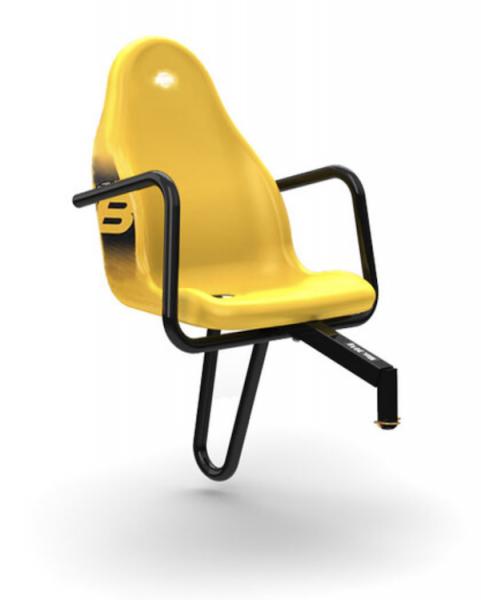 BERG Gokart Soziussitz B.Super Yellow