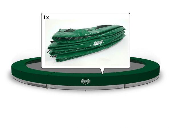 BERG Ersatzteil Schutzrand InGround Elite Green Ø380 cm Außendurchmesser