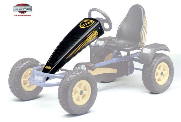 BERG Toys Frontspoiler schwarz (gelbe Sticker)