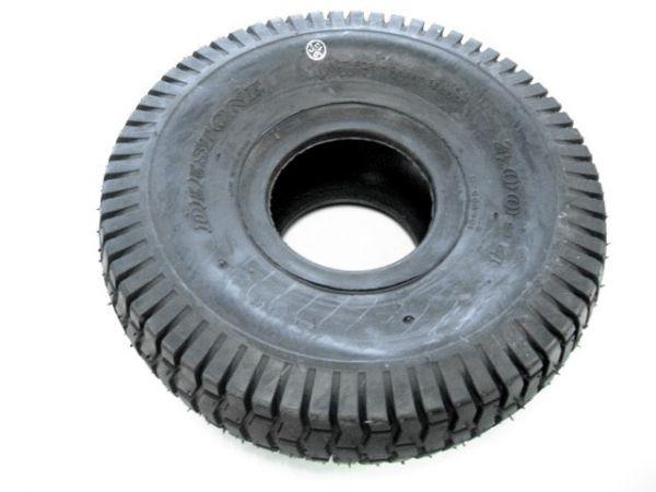 BERG Ersatzteil Reifen 400x4 für Basisanhänger und MOON-CAR