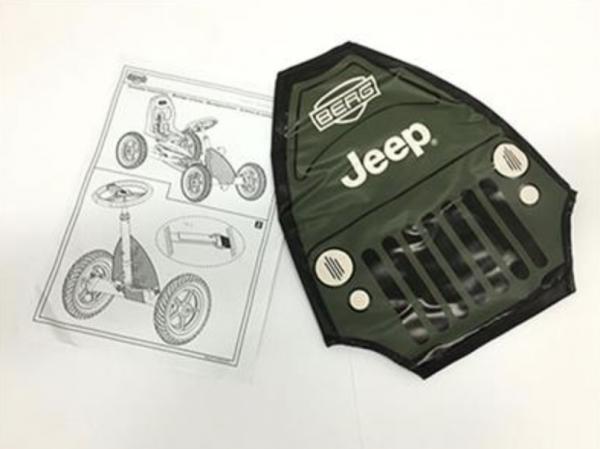 BERG Ersatzteil Spoiler Jeep® Junior
