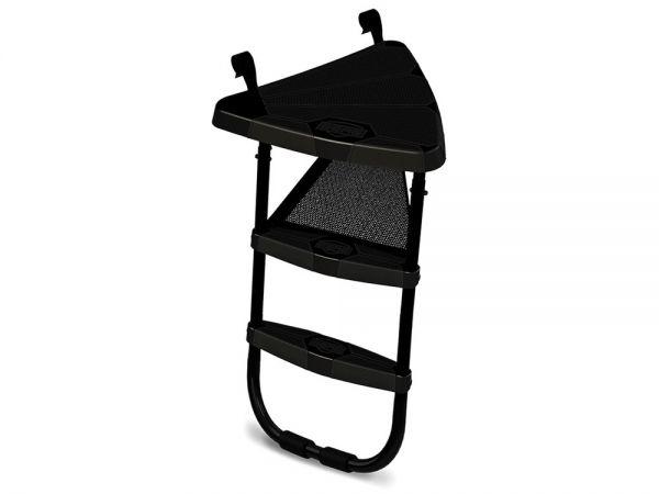 BERG Trampolin Leiterplattform + Leiter M für Favorit/Champion 200, 270 cm und ULTIM 280 cm
