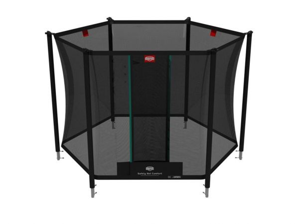 BERG Trampolin Sicherheitsnetz Comfort Ø240 cm / passend für InGround + Regular