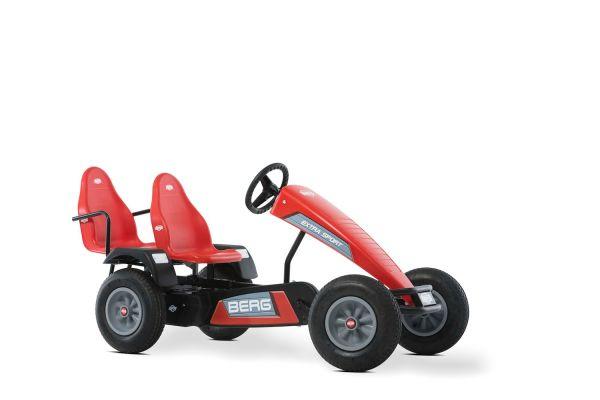 BERG Gokart Extra Sport Red BFR-3 inkl. Soziussitz Red