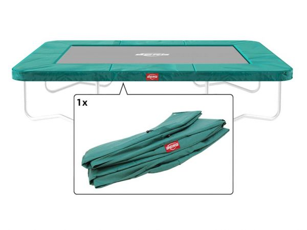 BERG Ersatzteil Schutzrand ULTIM Regular Favorit Green 280 x 190 cm Außenrand