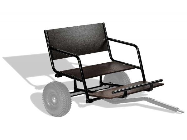 DINO CARS Zweisitzer-Aufbau für Basiswagen