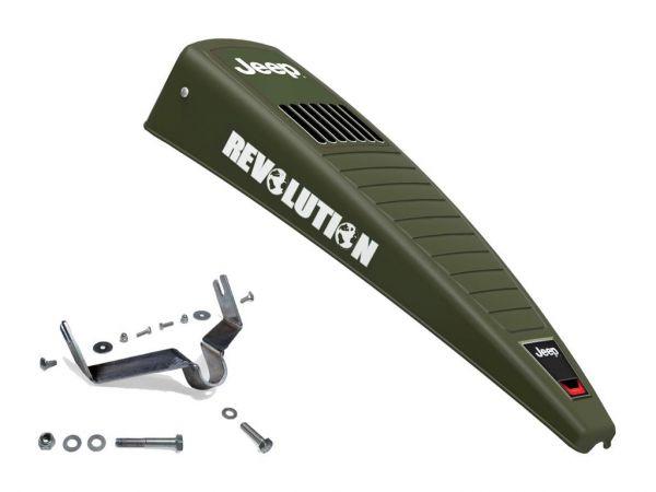 BERG Ersatzteil Frontspoiler Jeep® Revolution inkl. Montageset