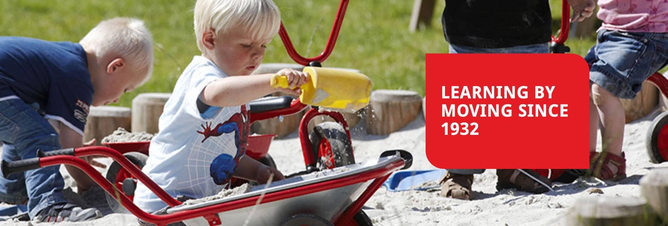 Gokarthof-Winther-Kindergartenfahrzeuge