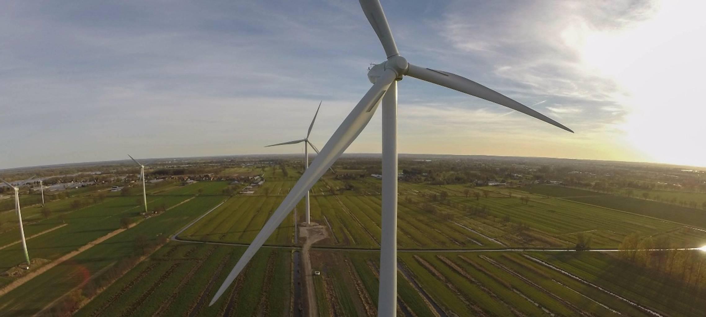 Windpark-Neuengamme