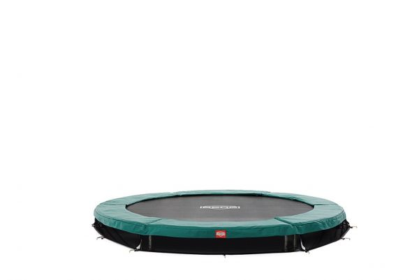 BERG Trampolin InGround Talent Green Ø240 cm