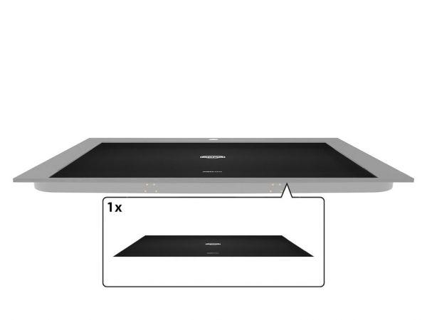 BERG Ersatzteil Sprungtuch für ULTIM Elite Grau 500 cm Außenrand (TwinSpring, AirFlow)