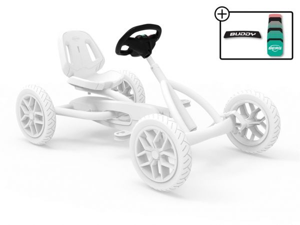 BERG Ersatzteil Lenkrad Buddy Lua für Facelift 2021 Modell