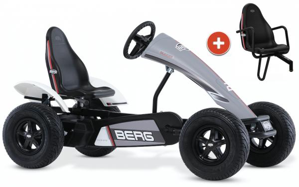BERG Gokart Race GTS XL BFR inkl. Soziussitz Race GTS