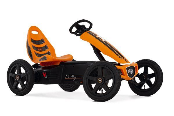 BERG Gokart Rally Orange BFR