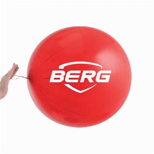 BERG Punching Ball in rot